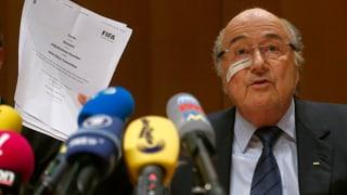 Wer wird Nachfolger von Joseph Blatter?
