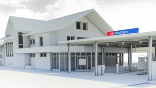 Fast 40 Millionen Franken für einen neuen Bahnhof