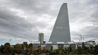 Höchstes Gebäude der Schweiz eingeweiht