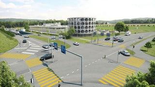 A1-Zubringer Lenzburg weniger umstritten als Umfahrung Mellingen