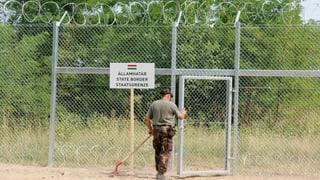 «Asyl war nie Teil der EU-Aussenpolitik»