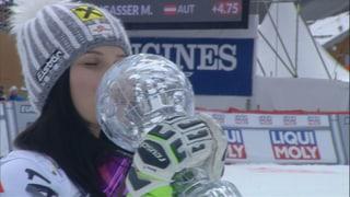 So lief die Entscheidung im Weltcup-Riesenslalom der Frauen