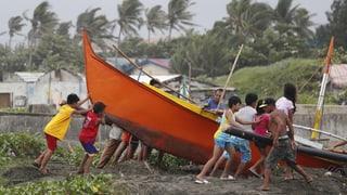 «Die geographische Lage ist der Fluch der Philippinen»