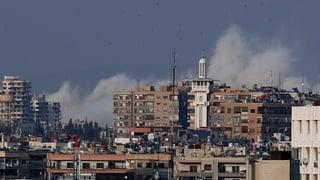 Suenter las armas puspè il discurs – nova resoluziun per Siria