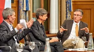 Stadtgespräch: Streit um Zukunft des Bruderholzspitals