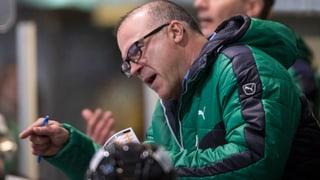 Trainer Mansi muss gehen – trotz deutlichem Sieg
