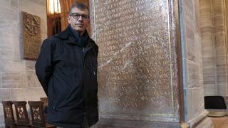 «Der Bau des Münsters hat den Aufschwung Basels eingeleitet»