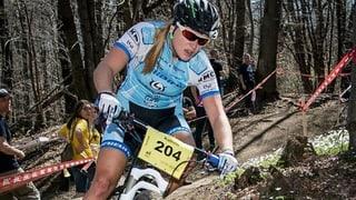 Kathrin Stirnemann: Profi-Bikerin und Sportsoldatin