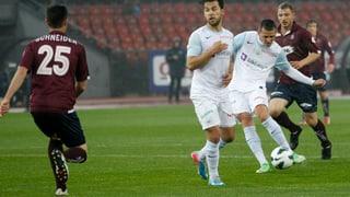 Klarer Heimsieg für effizienten FCZ gegen Servette