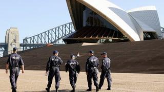 Wird Australien zum Polizeistaat?