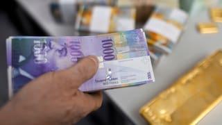 SNB-Verlust: Kein Geld für Bund und Kantone