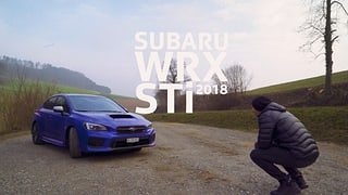 Video «Subaru WRX STi: Abschied einer Legende» abspielen