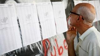 Maduro entscheidet Kommunalwahlen für sich