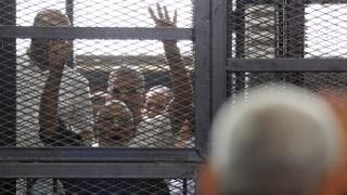 Todesstrafe gegen Muslimbrüder bestätigt