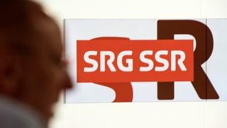 Cussegl federal vul salvar concessiun da l'SRG