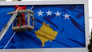Krisentreffen zwischen Serbien und Kosovo
