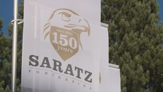 Hotel Saratz po festegiar il giubileum da 150 onns