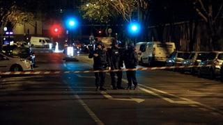 Düsteres Déjà-vu: Paris erneut im Zeichen des Terrors