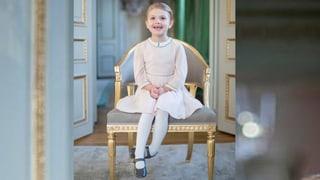 Die vier entzückendsten Estelle-Momente zum vierten Geburtstag