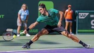 Federer n'è betg da franar