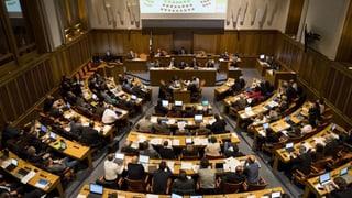 Keine Frauenquote für Neuenburger Parlament