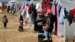 Bundesrat will weitere 3000 syrische Flüchtlinge aufnehmen