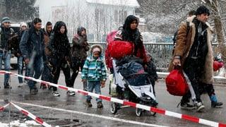 Wer nicht will, muss zurück – härtere Regeln für Flüchtlinge