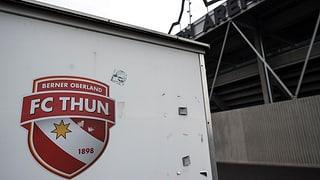 Schwarze Wolken über dem FC Thun - Stadionmiete gefährdet Lizenz