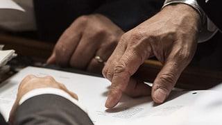 Die versteckten Forderungen im Rahmenabkommen