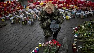 Kiew will Todesschüsse nicht untersuchen