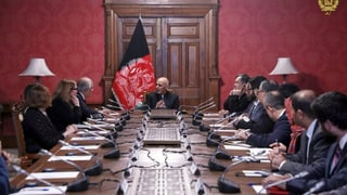 USA ringen den Taliban Garantien ab