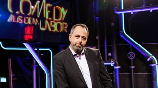 Video «Best-of Comedy aus dem Labor» abspielen