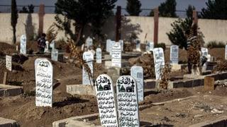 Schuldige für Chemiewaffen-Angriffe müssen wieder zittern