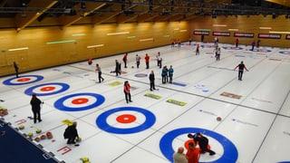 Flem: Halla da curling averta la stagiun d'enviern 2016/17
