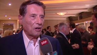 Udo Jürgens: Ein Preis und viele Freunde