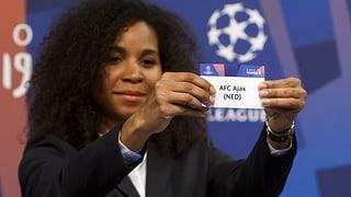 Champions League: Sort decida las partidas da l'otgavelfinal