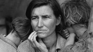 Entfernte Bekannte: Zwei Mütter, die Fotogeschichte schrieben