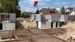 Nidwaldner Landrat will günstigen Wohnbau fördern