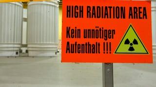 Total verstrahlt – Wohin mit dem Atommüll?