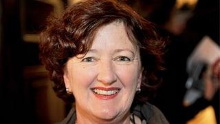Eine Stadtpräsidentin Iris Schelbert in Olten wäre möglich