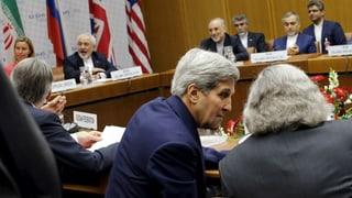 Ende im Atomstreit mit Iran
