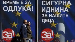 Wird aus Mazedonien nun Nord-Mazedonien?