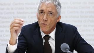 Bundesanwalt Lauber: «Ich halte an meiner Kandidatur fest»
