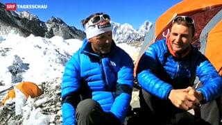 Klärendes Gespräch nach Sherpa-Angriff am Mount Everest