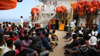 Italiens Drohungen zeigen Wirkung – EU verspricht Hilfe