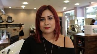 Video «Berufsbild: Coiffeuse EFZ» abspielen