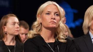 Zu rebellisch: Mette-Marit bei den Norwegern unbeliebt