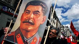 Stalin ist im heutigen Russland zunehmend salonfähig