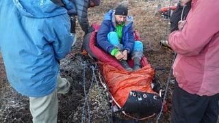 Video: Rettungsaktion am Himlung Himal