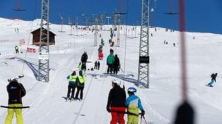 Erfolgreicher Saisonstart für Bündner Bergbahnen